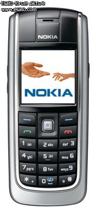 Nokia 6230i, Nokia 6030 and Nokia 6021 officially launched