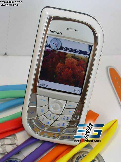 Nokia 7610 First Review