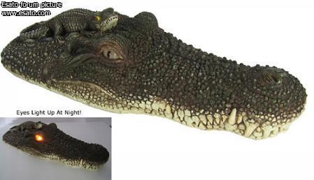 Infrared Remote Control Crocodile R I P Steve Esato