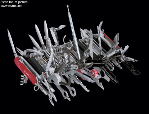 4ce6bfc6bc7 Forum   General discussions   Non mobile discussion   The Ultimate Swiss  Army knife