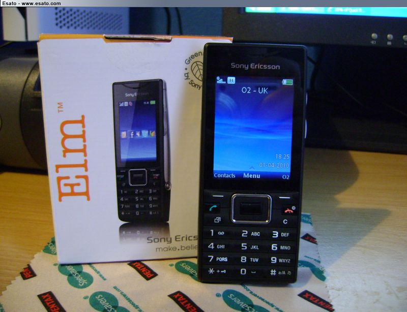 My Sony Ericsson Elm review
