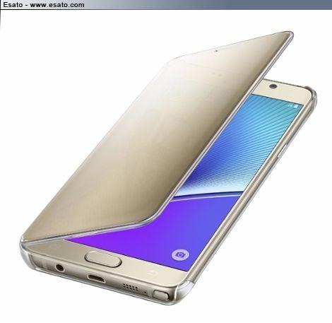 Samsung Galaxy Note 5 Announced - Esato archive