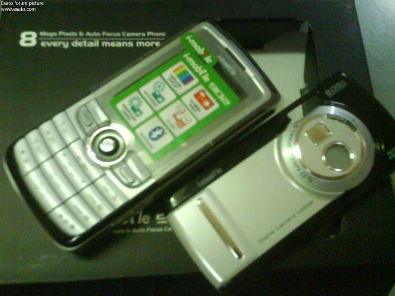 FS: (Brandnew i-mobile 902 (8megapixel cam) PH only