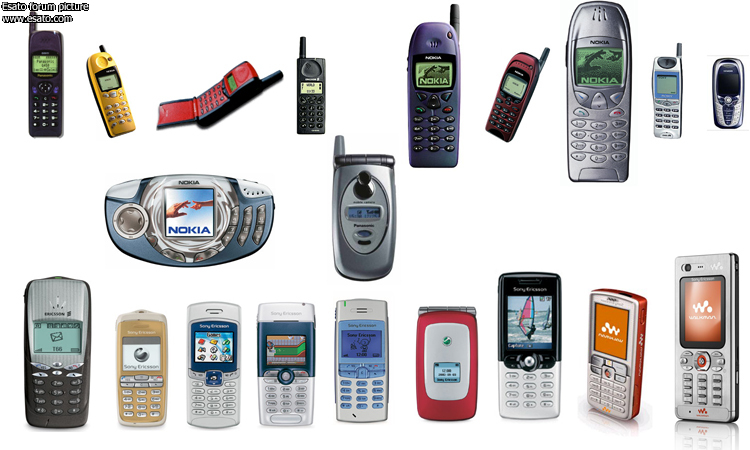 Which Sony/Ericsson & SonyEricsson phones do you own ...