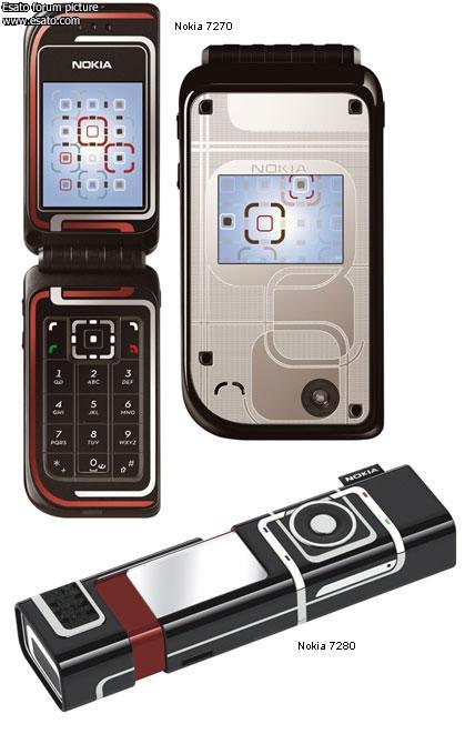 Nokia Launches New Fashion Collection: Nokia 7280, Nokia ...