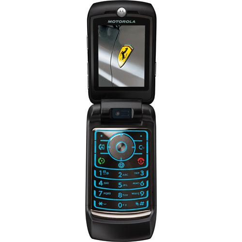 Motorola Launches the RAZRmaxx V6 Ferrari Mobile Phone