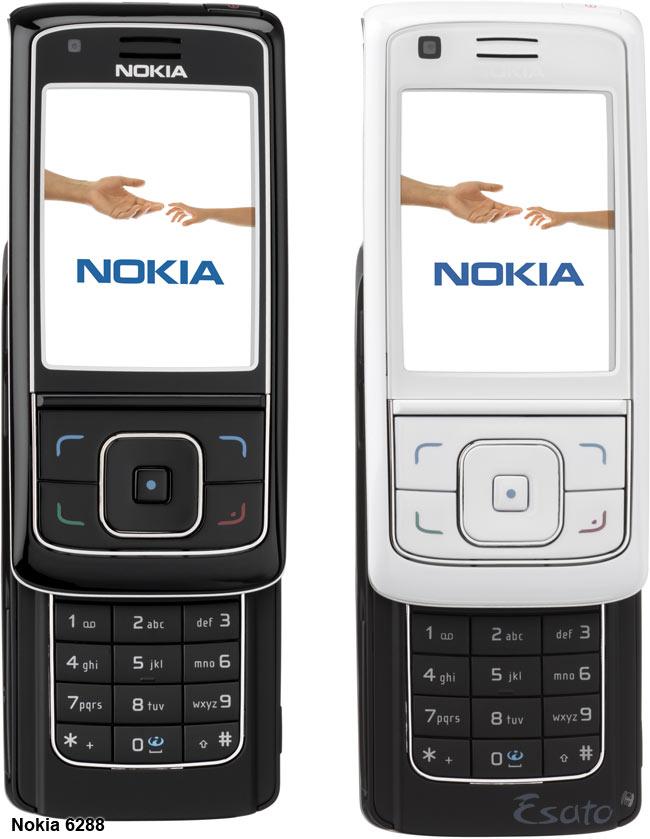 Nokia slide phones