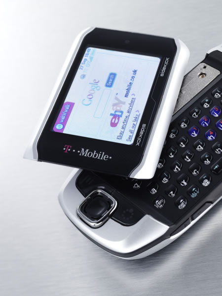 T-Mobile launches Sidekick 3