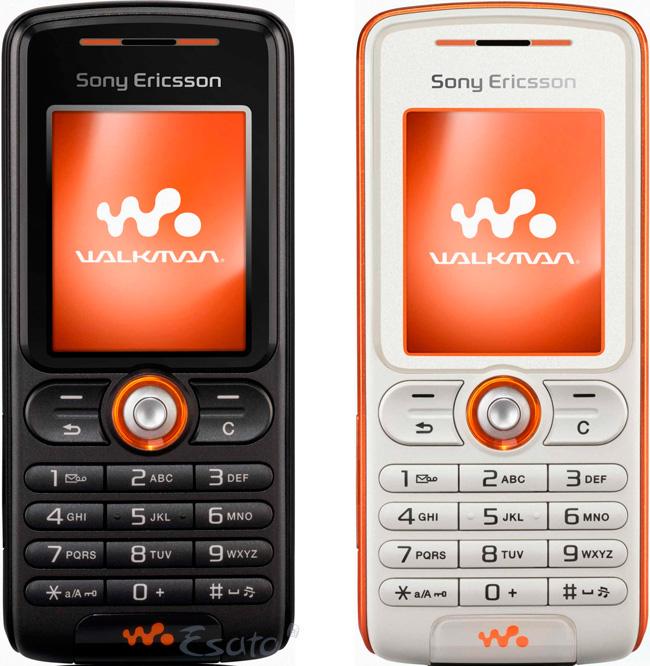 Sony Ericsson Announces The W200 Entry Level Walkman Phone