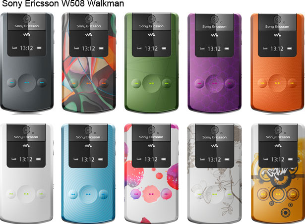theme sony ericsson w100i mobile9