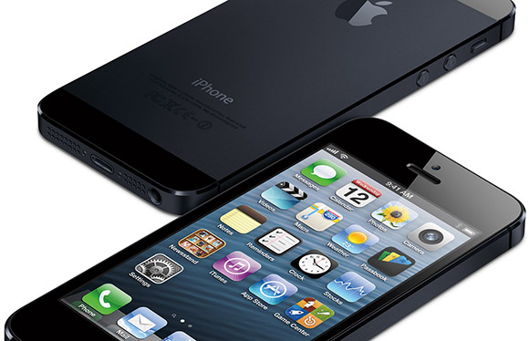Apple iPhone 5 annoncé