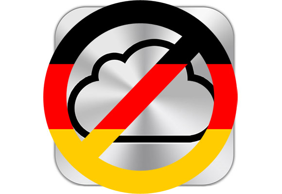 E-mail push services from Apple banned in Germany