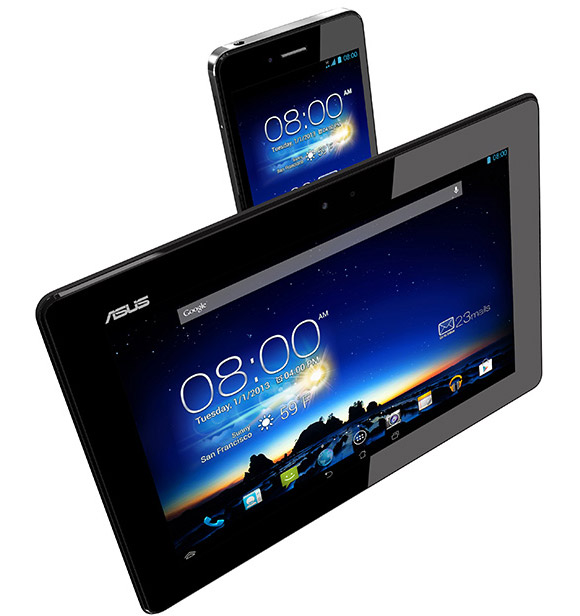 Asus PadFone Infinity front side