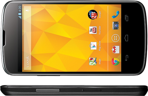 LG Nexus 4 announced. First Android 4.2 Jelly Bean smartphone