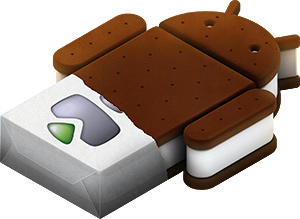 HTC smartphones with Android 4.0 Ice Cream Sandwich