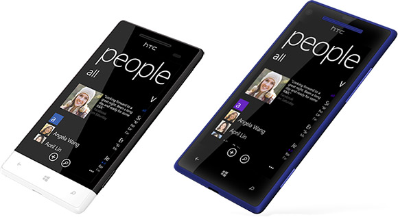 HTC announces Windows Phone 8X and 8S
