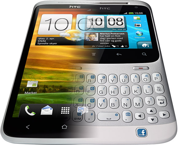No more QWERTY phones from HTC