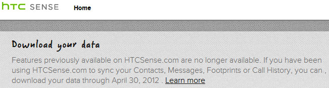 HTC to erase user data from its cloud storage service ...