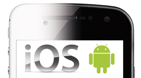 iSO and Android increased US market share in q4 2011