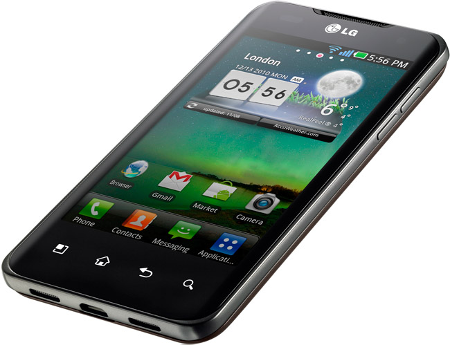 LG Optimus 2X available in Europe in January