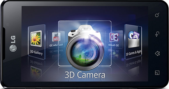 LG Optimus 3D Max announced