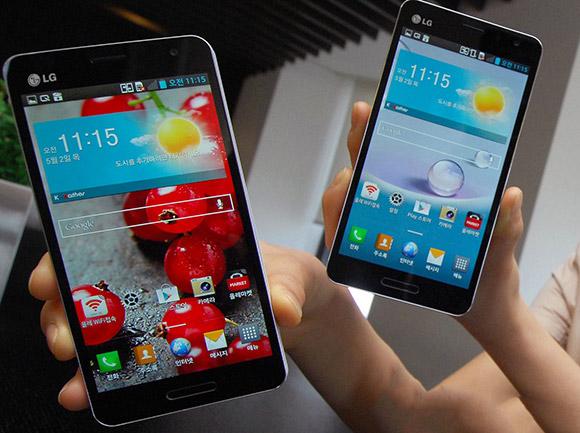 LG Optimus GK   Optimus, Video app, Samsung galaxy s4