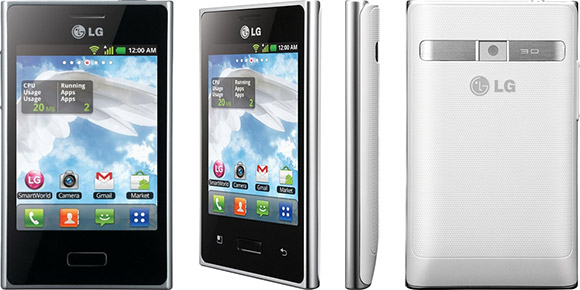 LG Optimus L3 specifications leaked