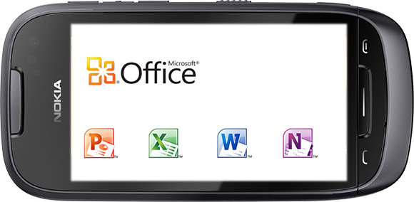 Microsoft Office Mobile available for Symbian smartphones