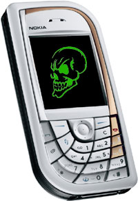 New virus for Symbian mobile phones