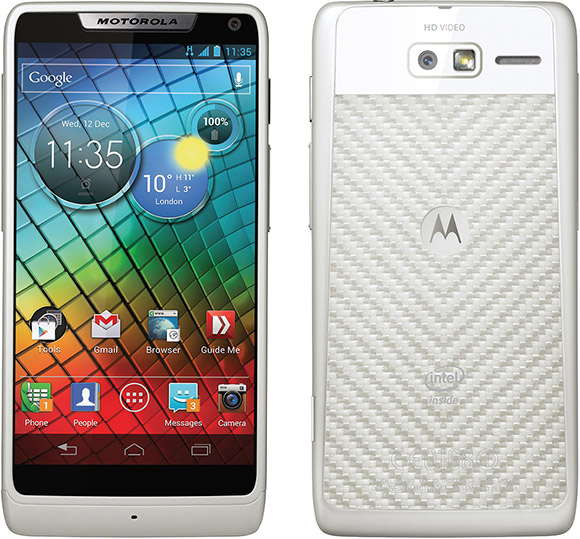 Motorola RAZR i announced