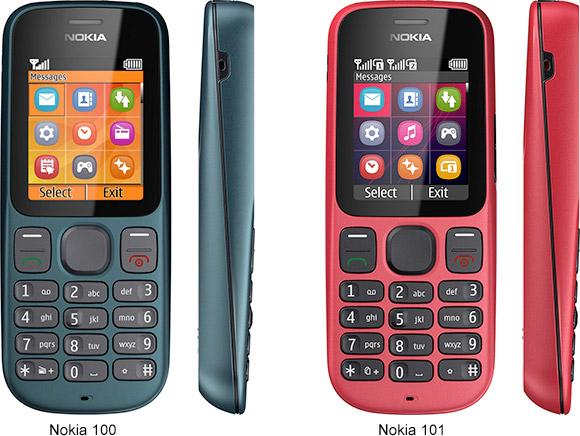 Сенсорные телефоны Nokia.