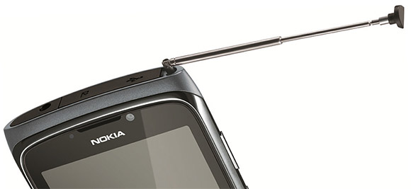 Nokia 801T announced