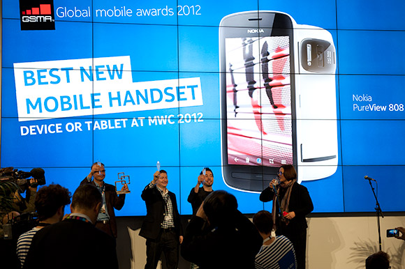 Nokia 808 PureView best New Mobile Handset at MWC