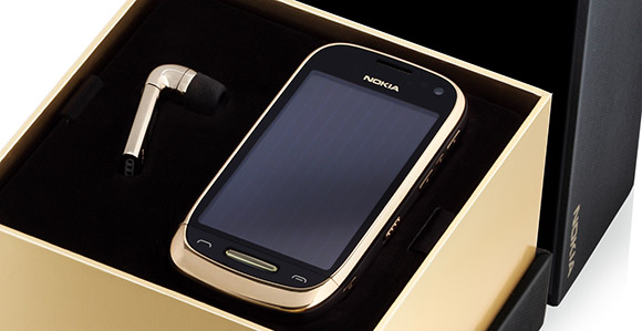 Nokia Oro in Gold