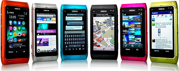 Nokia Symbian Anna for N8, C7, C6-01 and E7
