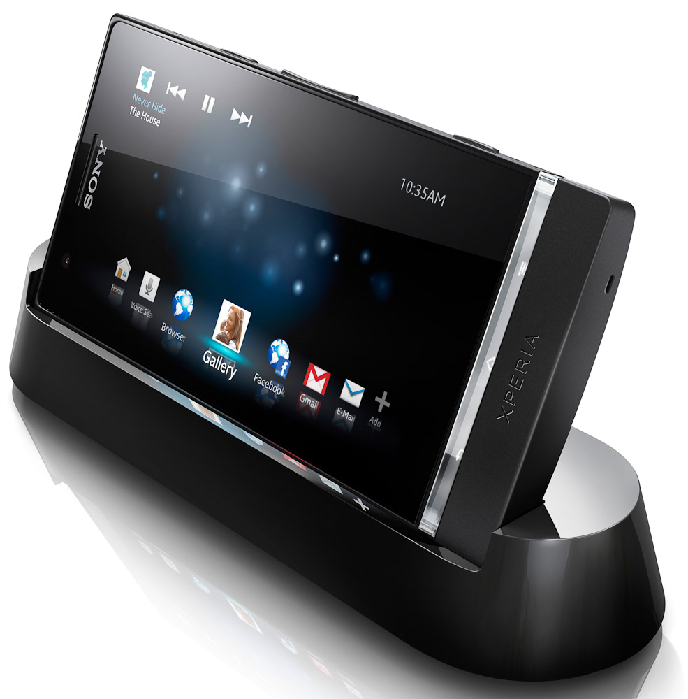 Picture view : Sony Mobile introduces Xperia U and Xperia ...
