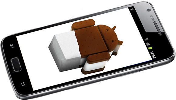 Ice Cream Sandwich for more Galaxy devices