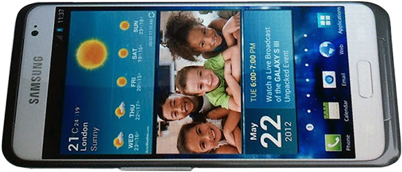 Samsung Galaxy S III to be announced in May?