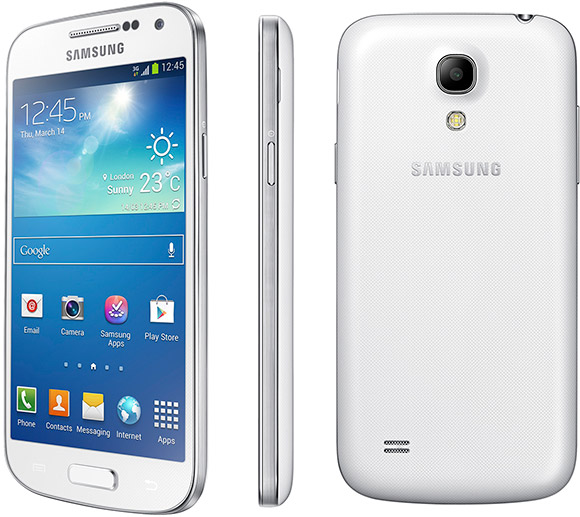 Samsung Galaxy S4 mini announced