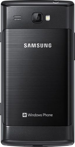 Picture view : Samsung announces Omnia W, Samsungs first ...