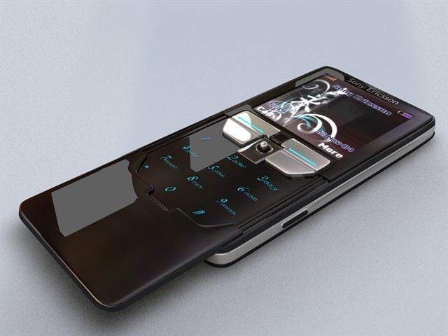 Sony Ericsson Chocolate Phone Concept