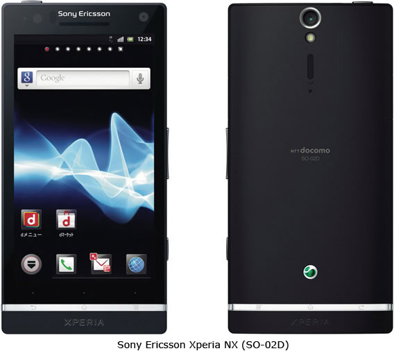 Sony announces Xperia ...
