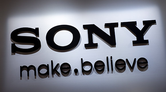 Sony logo make.believe
