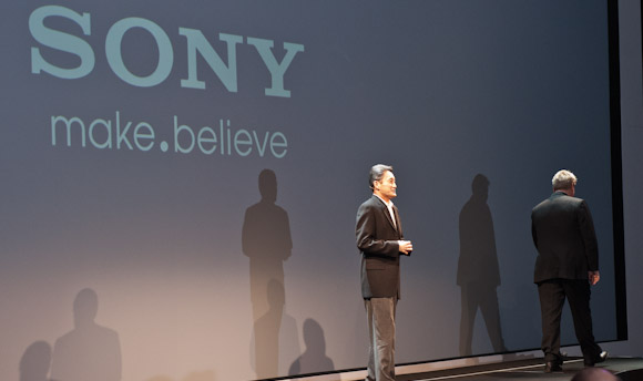 Sony Mobile press event at Mobile World Congress 2012