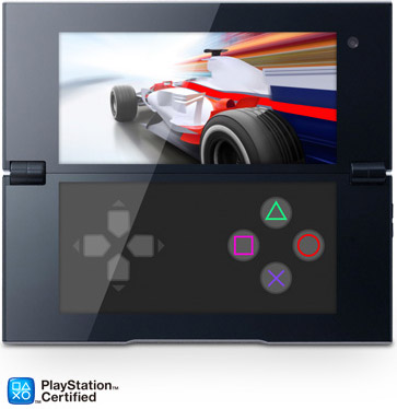 Sony Tablet P Playstation certified
