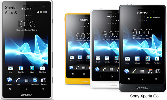 Sony Xperia T2 Ultra announced - a large 6-inch Android smartphone
