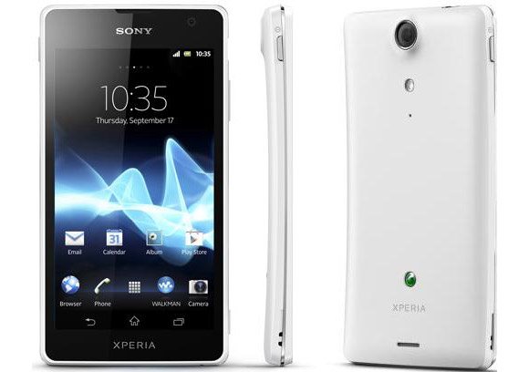 Sony Xperia GX announced
