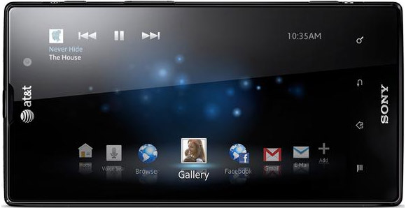 Sony Xperia Ion announced