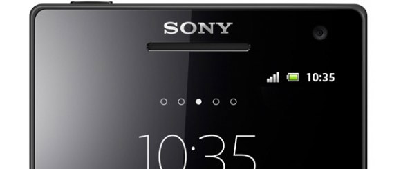 Sony Xperia S announced