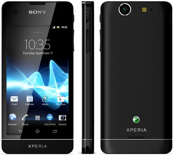 Sony Xperia SX announced